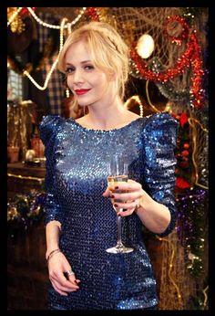 Jelena Rozga na snimanju novogodišnje emisije Nad lipom 35