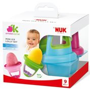 Great for freezing fruit for teething baby to chew on