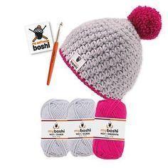 Daisy pattern in rows - crochet pattern step by step - Häkeln - Stricken Blog Crochet, Free Crochet, Knit Crochet, Crochet Hats, Daisy Pattern, Free Pattern, Crochet Motifs, Knitted Headband, Daisies