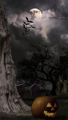Halloween Horror, Halloween Night, Holidays Halloween, Scary Halloween, Vintage Halloween, Halloween Pumpkins, Halloween Crafts, Happy Halloween, Halloween Decorations