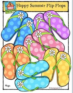 Happy Summer Everyone!Enjoy!This clip art set includes 7 images. There are 6 vibrant coloured images and 1 black and white image.All images have high resolution so they can be easily enlarged and will stay crisp and are in png format so they can be layered.