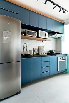 41 Modern Kitchen Design Ideas You Will Love Kitchen Room Design, Best Kitchen Designs, Kitchen Cabinet Design, Modern Kitchen Design, Kitchen Colors, Home Decor Kitchen, Interior Design Kitchen, Kitchen Furniture, New Kitchen