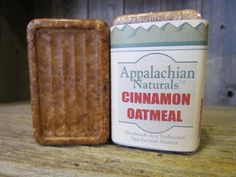 Our most popular soap for eczema, psoriasis, dermatitis, and rosacea.    Appalachian Naturals - Cinnamon Oatmeal Natural Soap, $5.95 (http://www.appalachiannaturalsoap.com/cinnamon-oatmeal/)