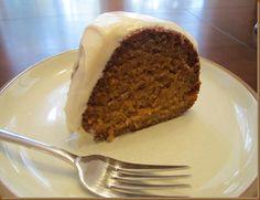 Gluten Free Pumpkin Bundt Cake: Tried this tonight: Delicious!