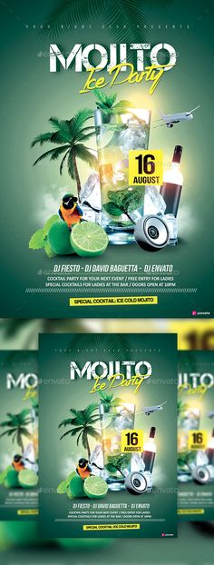 Mojito Ice Party - Clubs & Parties Events