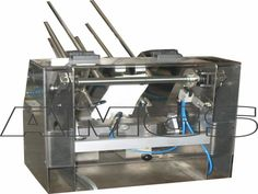 LEAFLET FEEDER: The leaflet feeder dispensed products thanks to the suction mechanism using a Venturi vacuum generator. #packaging #confezionamento