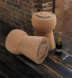 How cool are these! Great for extra seats at parties!