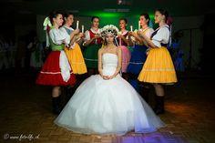 A typical slovak wedding  Typicka vychodoslovenska svadba