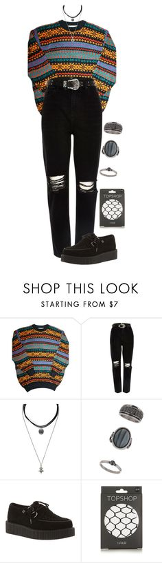 """""""I don't care what you think"""" by pageslearntothink on Polyvore featuring Mark McNairy New Amsterdam, River Island, Forever 21, Topshop and T.U.K."""