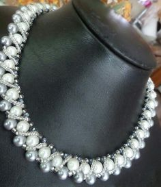 Glass pearls for special occassions