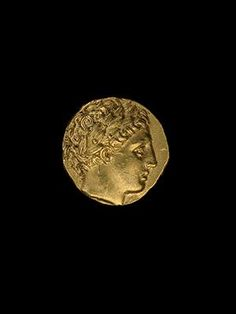 Description: Coin of Philip II of Macedon Material(s): Gold Date of Object…