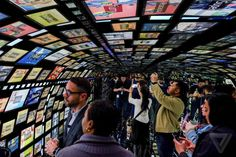 """Samsung is today opening the doors at its long-in-the-works """"technology playground and cultural destination,"""" Samsung 837. Located in New York City's Meatpacking district (and named after its..."""