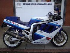 SUZUKI GSXR 1100 cc GSXR1100 G - http://motorcyclesforsalex.com/suzuki-gsxr-1100-cc-gsxr1100-g/