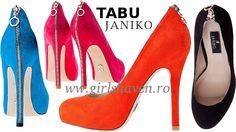 Pantofi femei Tabu JANIKO