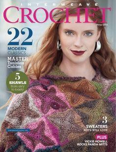 Interweave Crochet, Winter 2014