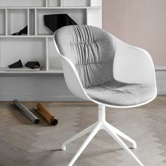 From Henrik Pedersens design studio in Aarhus Denmark and on the way to your local store. Boconcept, Aarhus, Home Office Furniture, Egg Chair, Studio, Designer Chair, Home Decor, Stay Tuned, Instagram