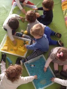 Colégio Infantil Cubo Mágico - Portugal (Leiria) - Reggio Inspired