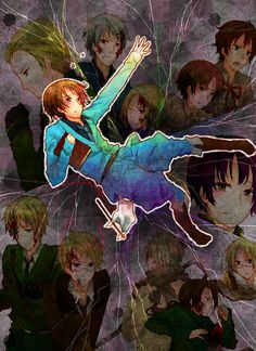 Zerochan anime image gallery for Hetaoni, Fanart. Hetalia Games, Awkward Girl, Hetaoni, A Series Of Unfortunate Events, Axis Powers, Image Boards, Beautiful World, Fangirl, Anime