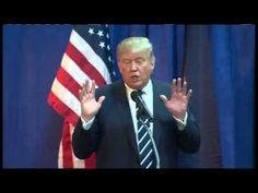 Donald Trump: I'd rather fight #BlackLivesMatter than let them speak at my events