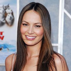 Moon Bloodgood: Korean/Dutch-Irish
