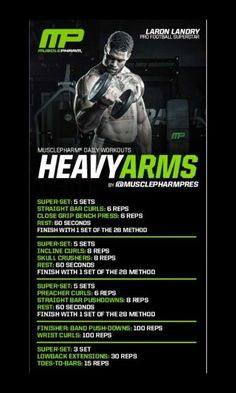 Heavy ARMS