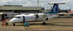 Air New Zealand Bombardier DHC-8-311 ZK-NEU, Auckland Airport. Image Bargeldo 1 on NZ Civil Aviation Blog