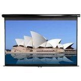 Elite Screens M80UWH Manual Projection Screen (80 inch 16:9 AR) - http://www.audiovideocabledeals.com/home-theater/home-theater-projector-screens/elite-screens-m80uwh-manual-projection-screen-80-inch-169-ar/