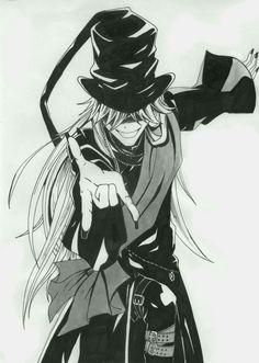 Undertaker; Black Butler