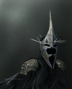 Lord of the Rings: Nazgul by ThreshTheSky.deviantart.com on @deviantART