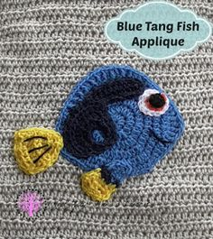 Knot Your Nana's Crochet: Under The Sea Blanket CAL