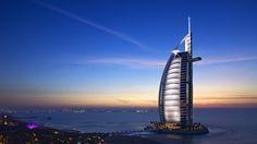 Hotel Dubai Burj Al Arab Sunset
