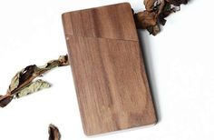 Wooden Carved Floral Patterns Business Card Case,Rosewood