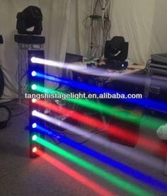 Rgb/rgbw/w Led Mini Beam Moving Head Bar Light - Buy Led Beam Moving Head Light,Beam Moving Head Light,Led Stage Bar Light Product on Alibaba.com
