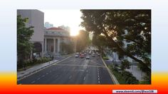 Sunset behind the State Court and more for #SunThursday   阳光星期四-法庭日落 (by @ace108)