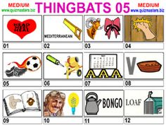 Thingbats Fun Mind Games, Christmas Quiz, Thanksgiving Jokes, Picture Puzzles, Brain Teasers, Funny Games, Riddles, Team Building, Games For Kids