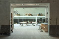 Oficinas Hub Madrid / CH+QS arquitectos
