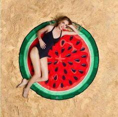 Watermelon Summer Polyester Throw