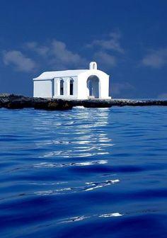 Greece Travel Inspiration - Agios Nikolaos, Georgioupoli Village. Crete