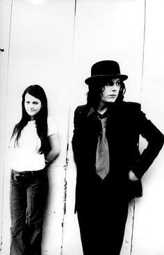 The White Stripes by Andy Willsher