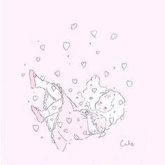 Cute Kawaii Drawings, Kawaii Art, Anime Chibi, Anime Art, Emotional Drawings, Pies Art, Cute Doodles, Aesthetic Anime, Character Design