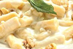 Extra Velvety Gorgonzola Cream - For sauce lovers...serve it on steaks, with pasta, seafood, gnocchi, even vegetables