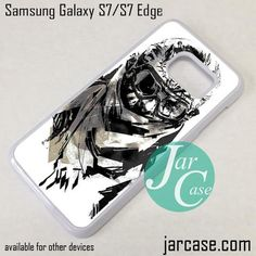 Big Boss Sketch Phone Case for Samsung Galaxy S7 & S7 Edge