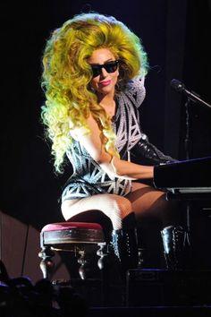 #Lady Gaga Roseland Ballroom Roseland Ballroom, Lady Gaga, Make Me Smile, Breathe, Monsters, Piano, Beautiful People, Singer, Icons