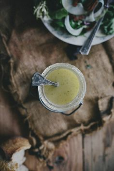 winter salad with bacon & caramel apple vinaigrette + food52 cookbook giveaway by Beth Kirby | {local milk}, via Flickr