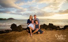 Taylor Family Portraits | Capture Aloha Photography  http://www.capturealoha.com/new-blog/taylorfamily-maui-photography