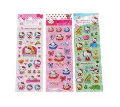 #Hello Kitty sticker set