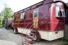 Showman's Living Wagon