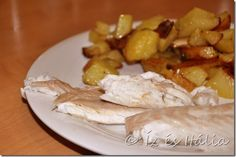 Íz és Itália: Branzino (tengeri süllő) rozmaringos sült burgonyá...