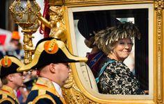 Prinsjesdag 2012, The Hague