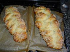 Peter Reinhart's challah bread